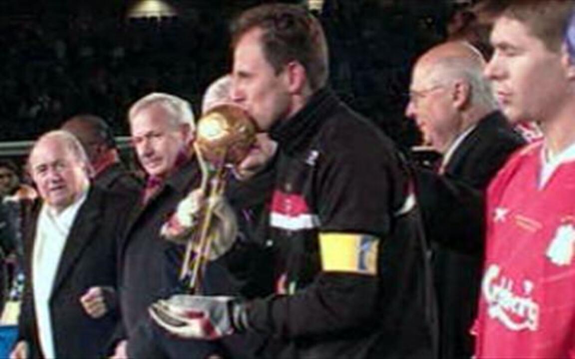 Relembre a vitória do São Paulo sobre o Liverpool no Mundial de 2005