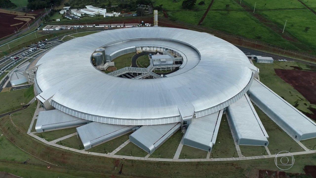 Maior empreendimento científico do país abre as portas para pesquisas do mundo sobre Covid