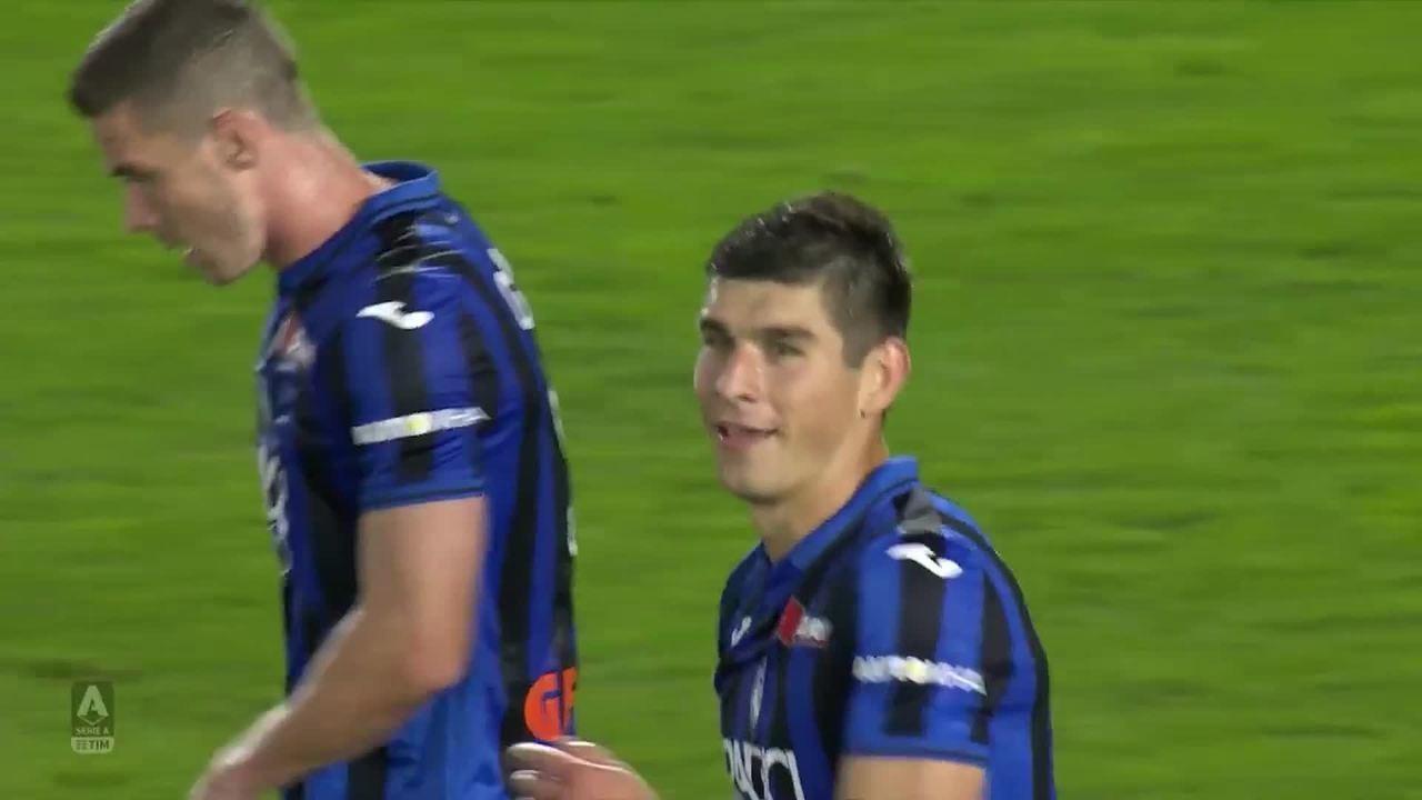 Os gols de Atalanta 6 x 2 Brescia pelo Campeonato Italiano