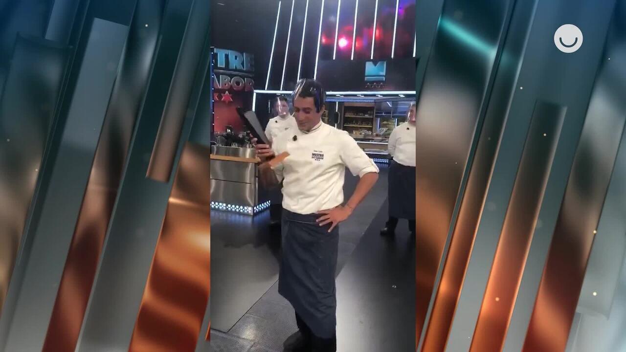 Dário Costa comemora vitória no Mestre do Sabor em papo com Monique