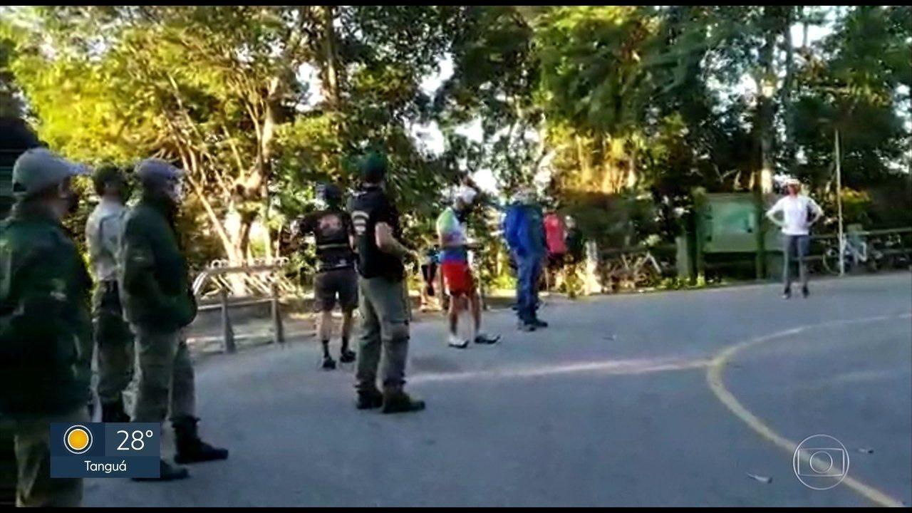 Fiscalização do Parque Nacional da Tijuca deve ser ampliada a partir do fim de semana