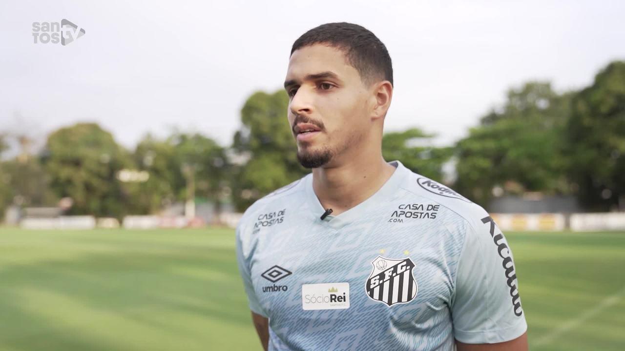 Lucas Veríssimo evita clima de revanche em quartas de final contra a Ponte Preta