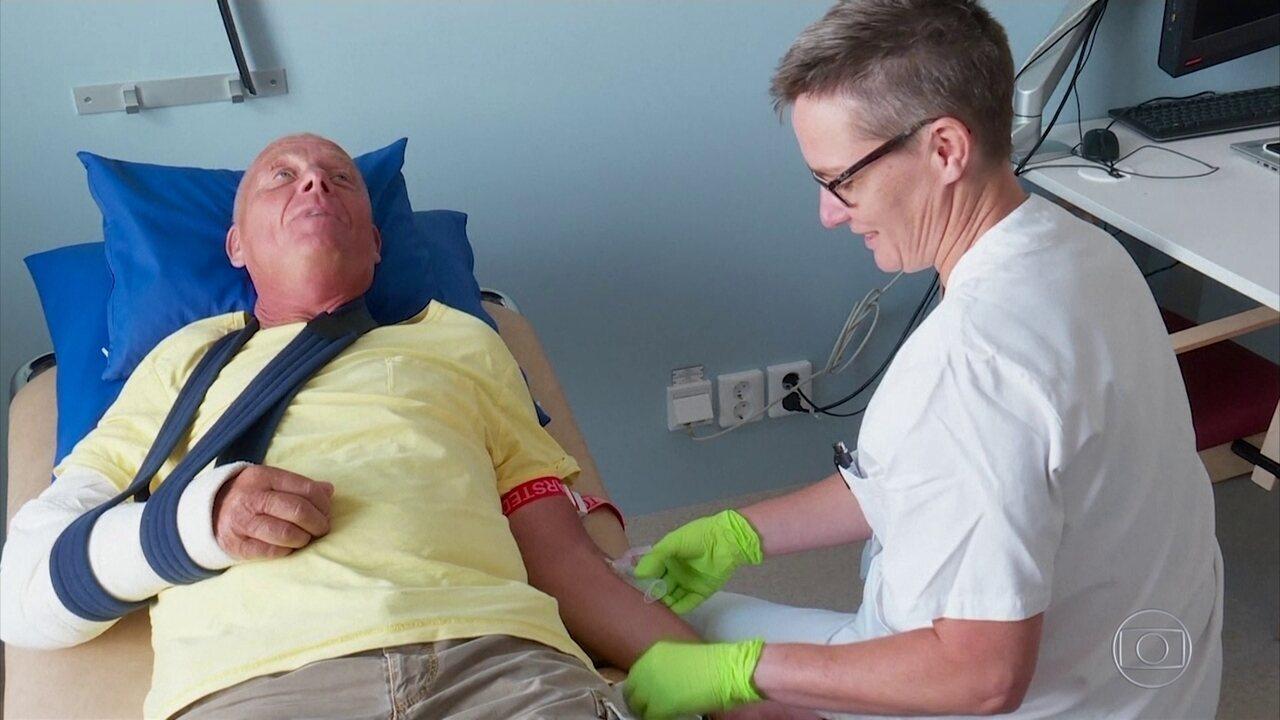 Teste detecta Alzheimer muitos anos antes de surgir o primeiro sintoma