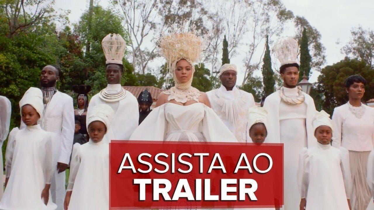 Veja trailer de 'Black is king', da Beyoncé