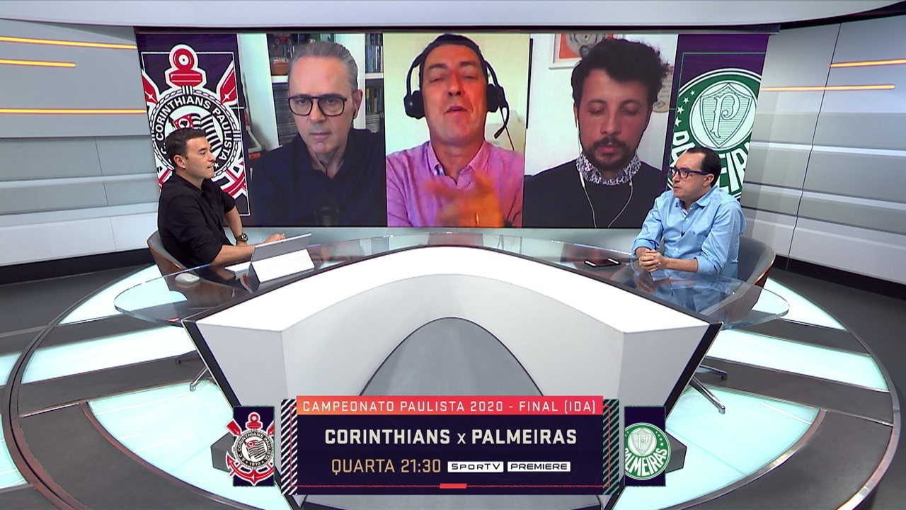 Rizek defende Luan no time titular do Corinthians e PVC lembra bom desempenho de Éderson
