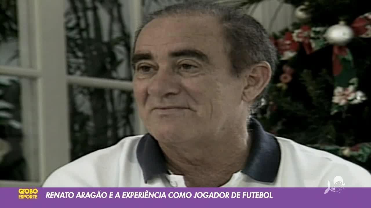 Eterno Didi, Renato Aragão já foi zagueiro no Gentilândia e revive boas  memórias no campo e na TV   futebol