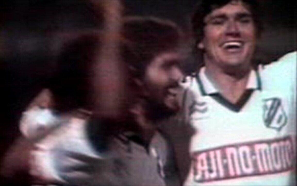 Em 1986, Inter de Limeira conquista o Campeonato Paulista