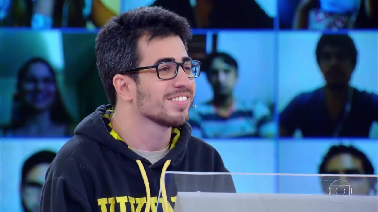 Raphael continua na disputa pelo prêmio no 'Quem Quer Ser Um Milionário?'