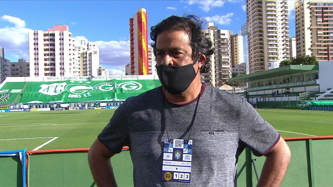"""Raí fala sobre adiamento de Goiás x São Paulo: """"Óbvio que teve preocupação"""""""