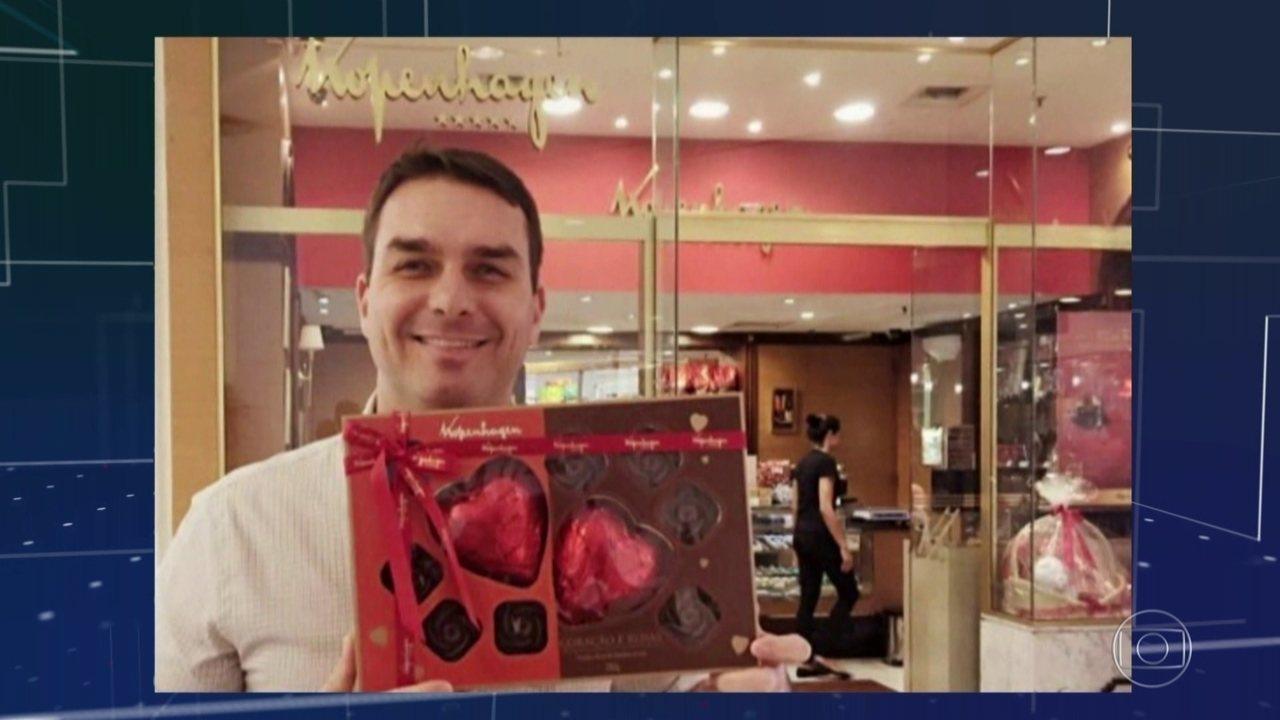 Homem que vendeu loja para Flávio Bolsonaro diz que foi ameaçado ao tentar fazer denúncia