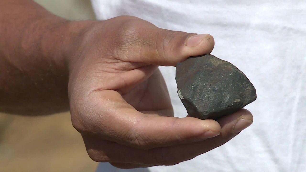 Após explosão, meteoritos atingem cidades do sertão de Pernambuco