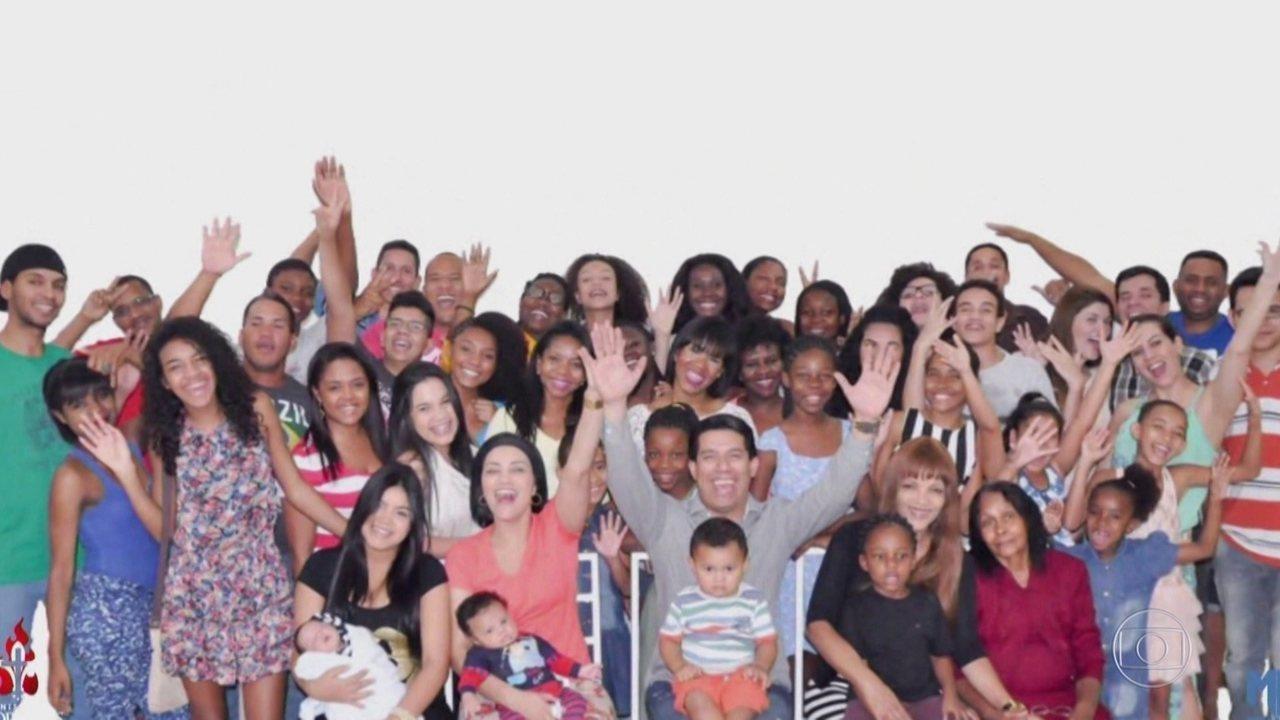 Família que Flordelis formou era considerada modelo de amor e solidariedade