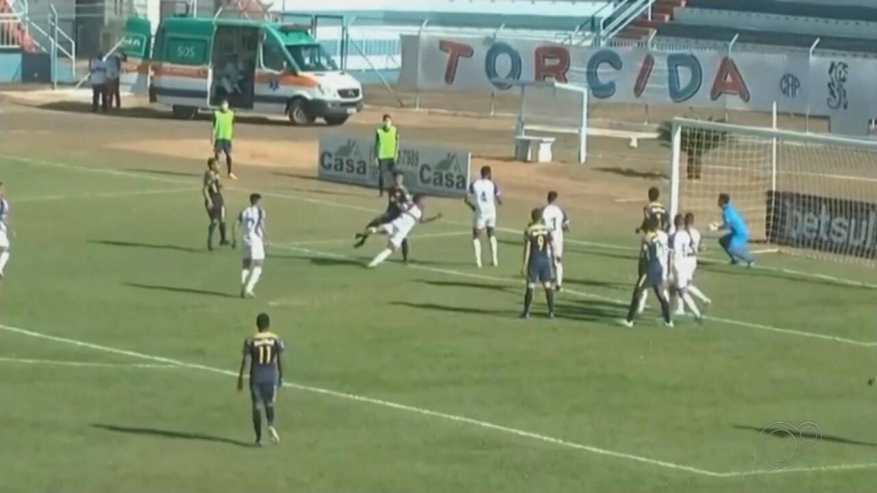 RB Brasil vence o Penapolense fora de casa e afunda o rival no Z-2