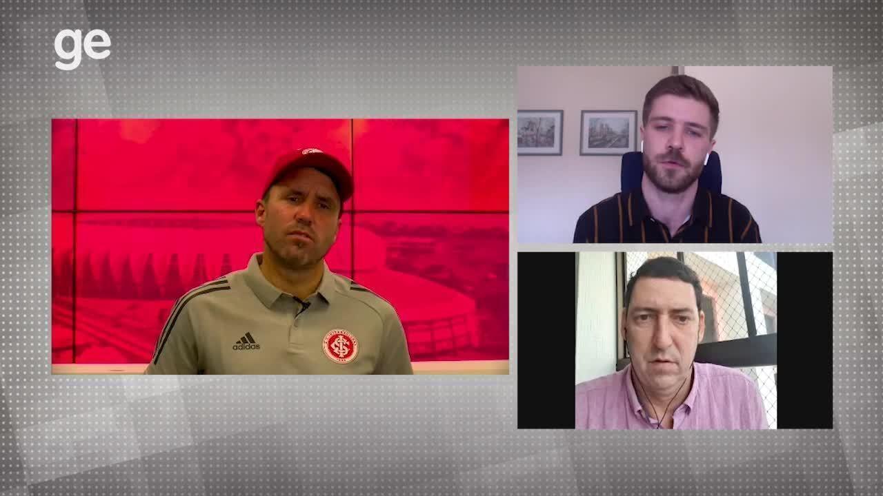As ideias de Chacho: Coudet fala sobre estilo e inspirações para o líder Inter