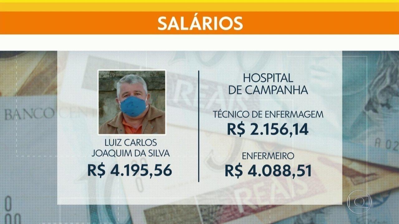 Edimilson Ávila fala sobre denúncia de esquema para impedir denúncias da saúde no Rio
