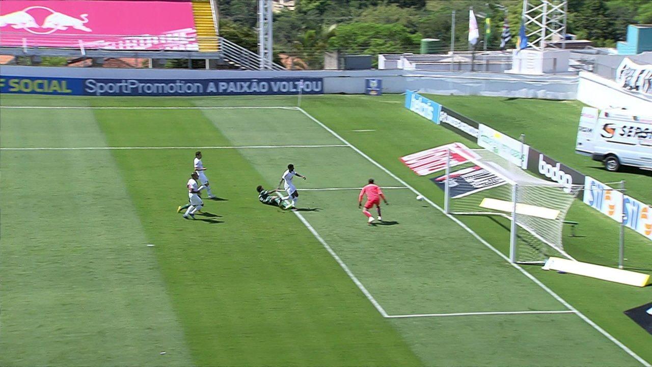 Melhores Momentos: Bragantino 1 x 2 Palmeiras pela 8ª rodada do Brasileirão