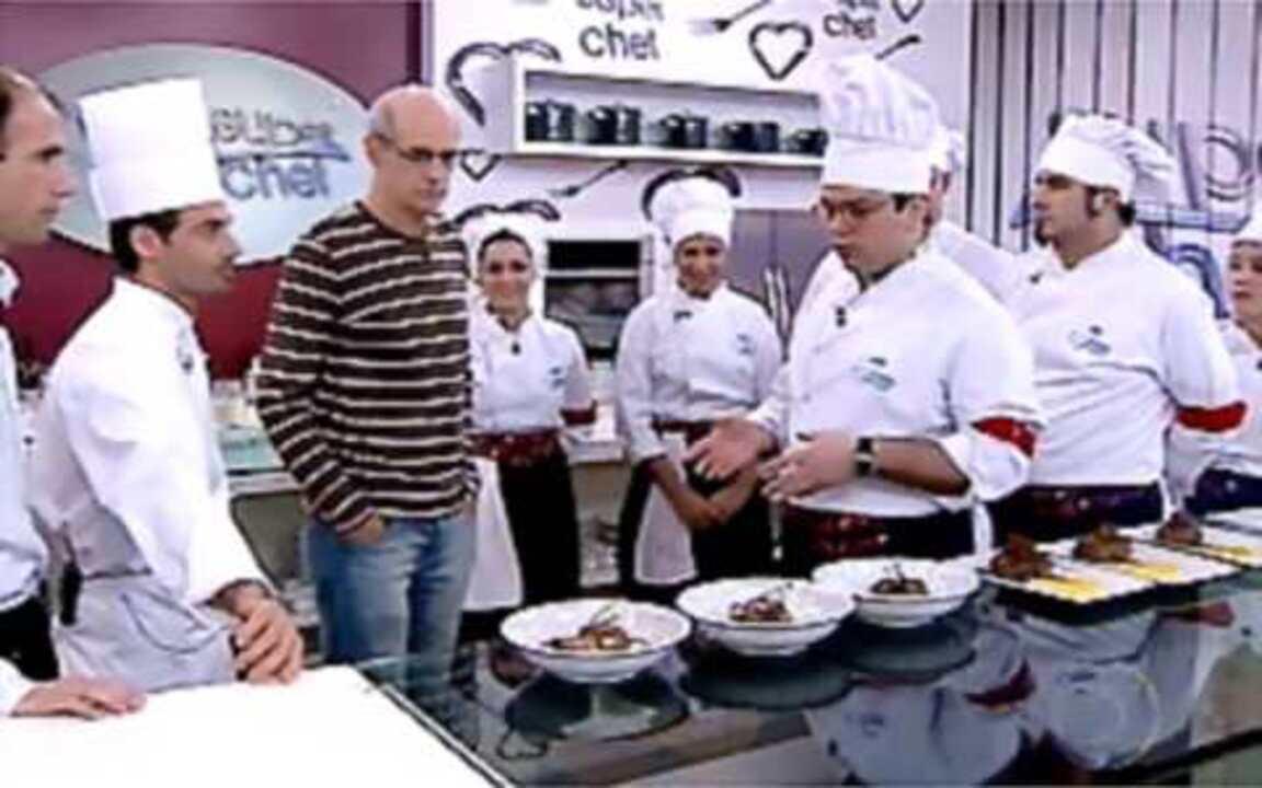 Mais voc super chef prova da harmoniza o globoplay - Super chef 2000 ...