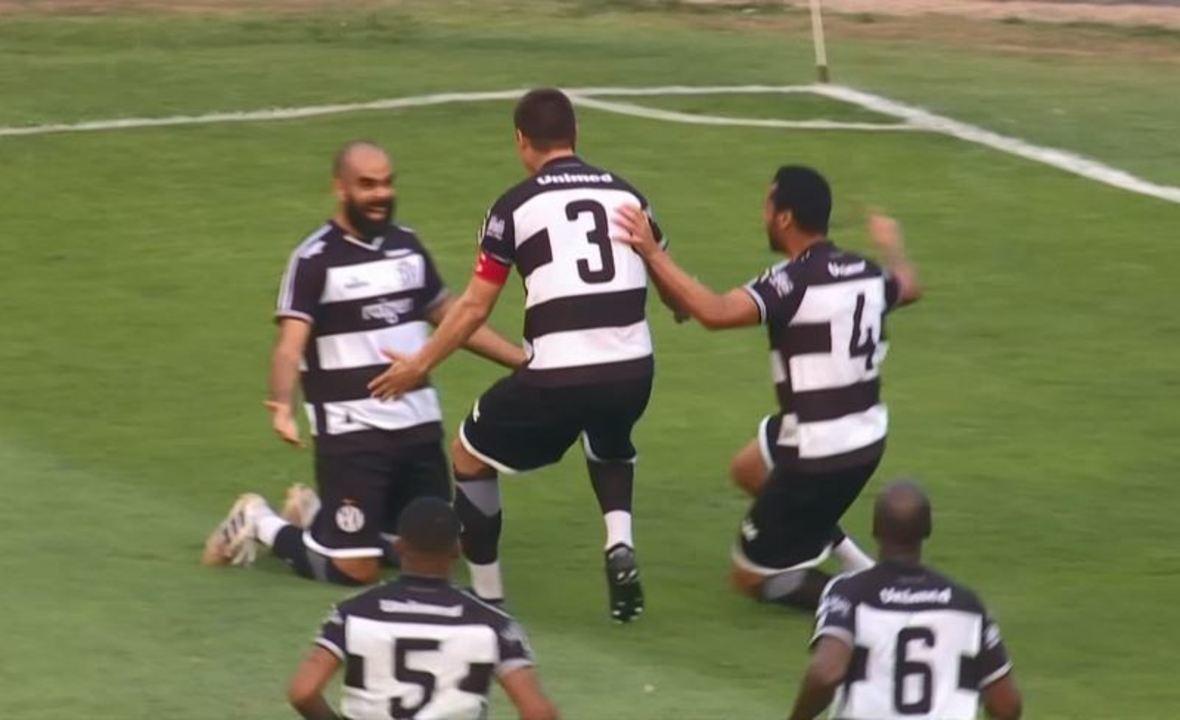 Os melhores momentos de Portuguesa 0 x 1 XV de Piracicaba, pelas quartas de final da A2