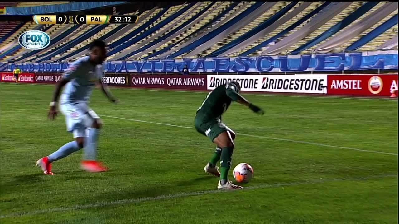 Melhores Momentos de Bolívar 1 x 2 Palmeiras, pela 3ª rodada da Libertadores