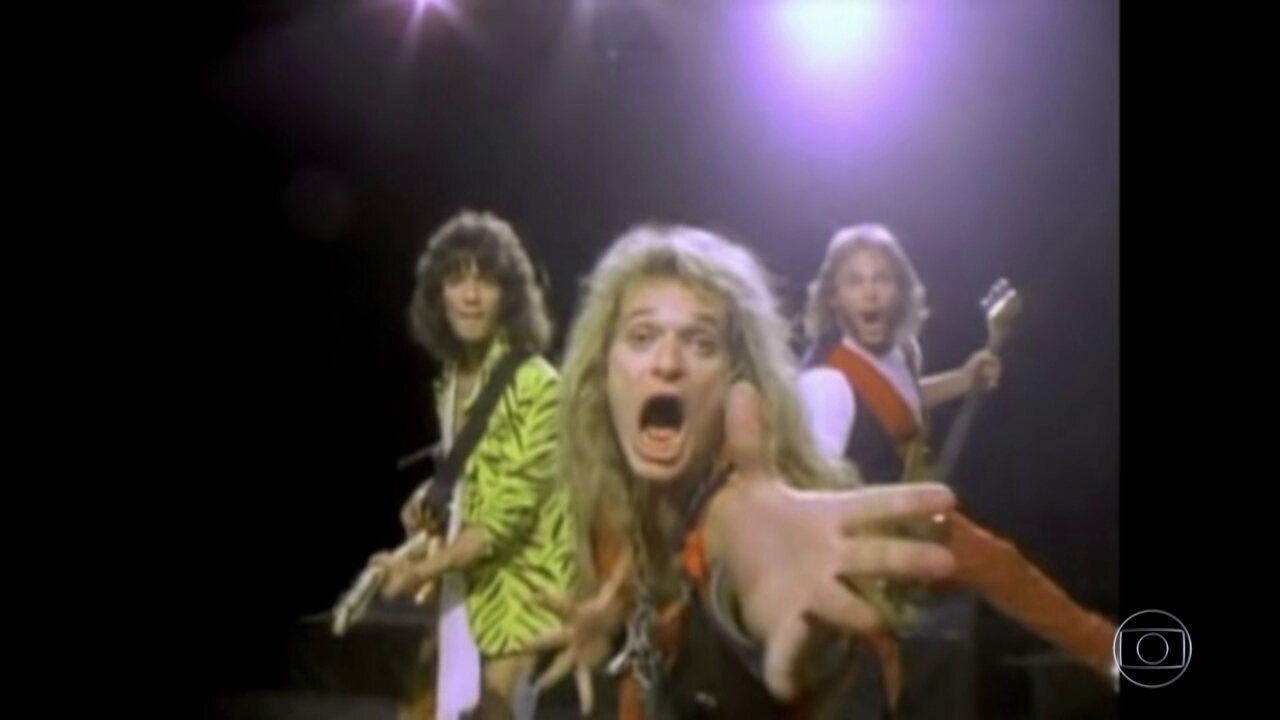 Eddie Van Halen morre aos 65 anos de câncer