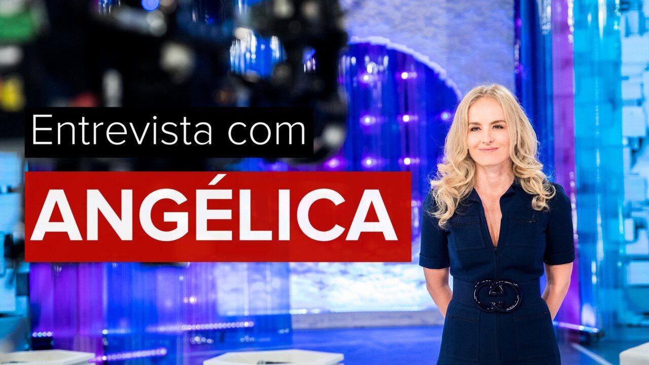 Angélica fala sobre reflexão e busca por felicidade no programa 'Simples Assim'