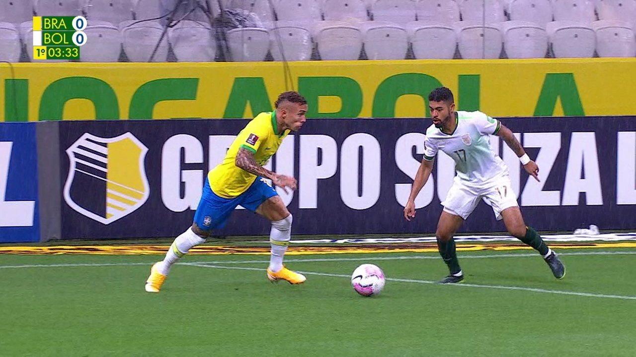Melhores momentos: Brasil 5 x 0 Bolívia pela 1ª rodada das Eliminatórias da Copa