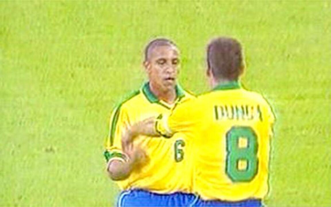 Em 1997, Brasil culpa fôlego por empate com França