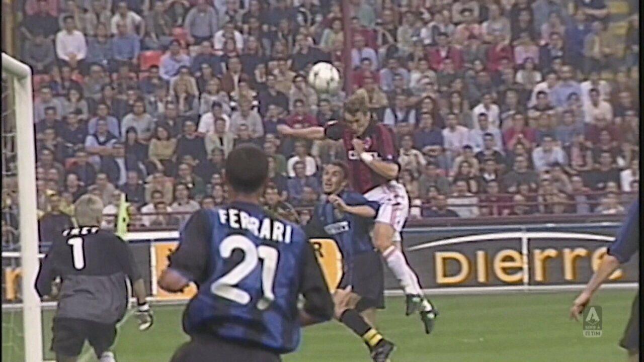 Confira chamada com imagens históricas de Internazionale x Milan