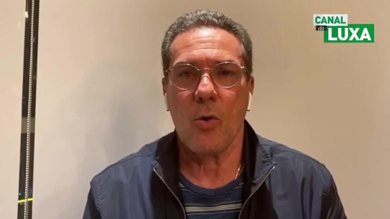 Vanderlei Luxemburgo reclama de incoerência do presidente do Palmeiras