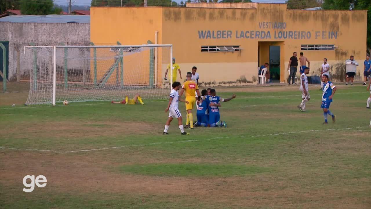 Os gols de Altos 2 x 1 Sinop-MT pela sétima rodada da Série D do Brasileiro