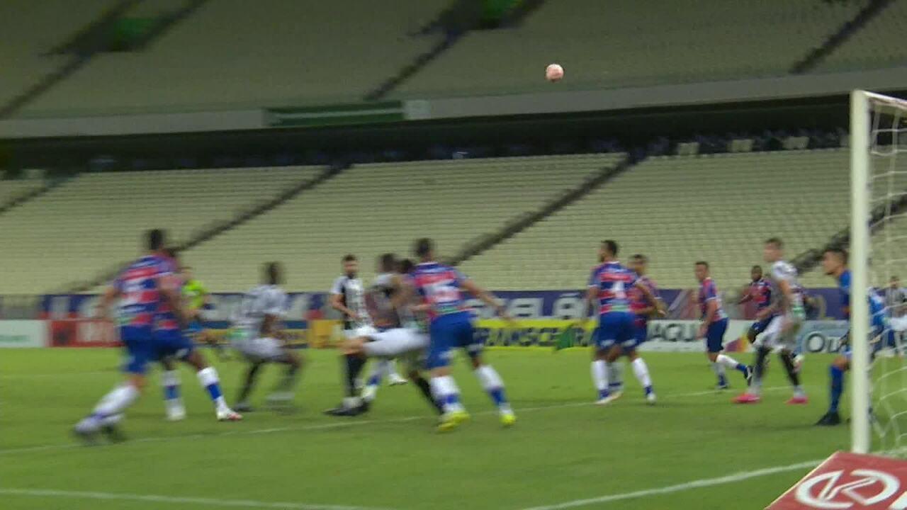 Confira os melhores momentos de Fortaleza 1 x 0 Ceará, pela final do Campeonato Cearense