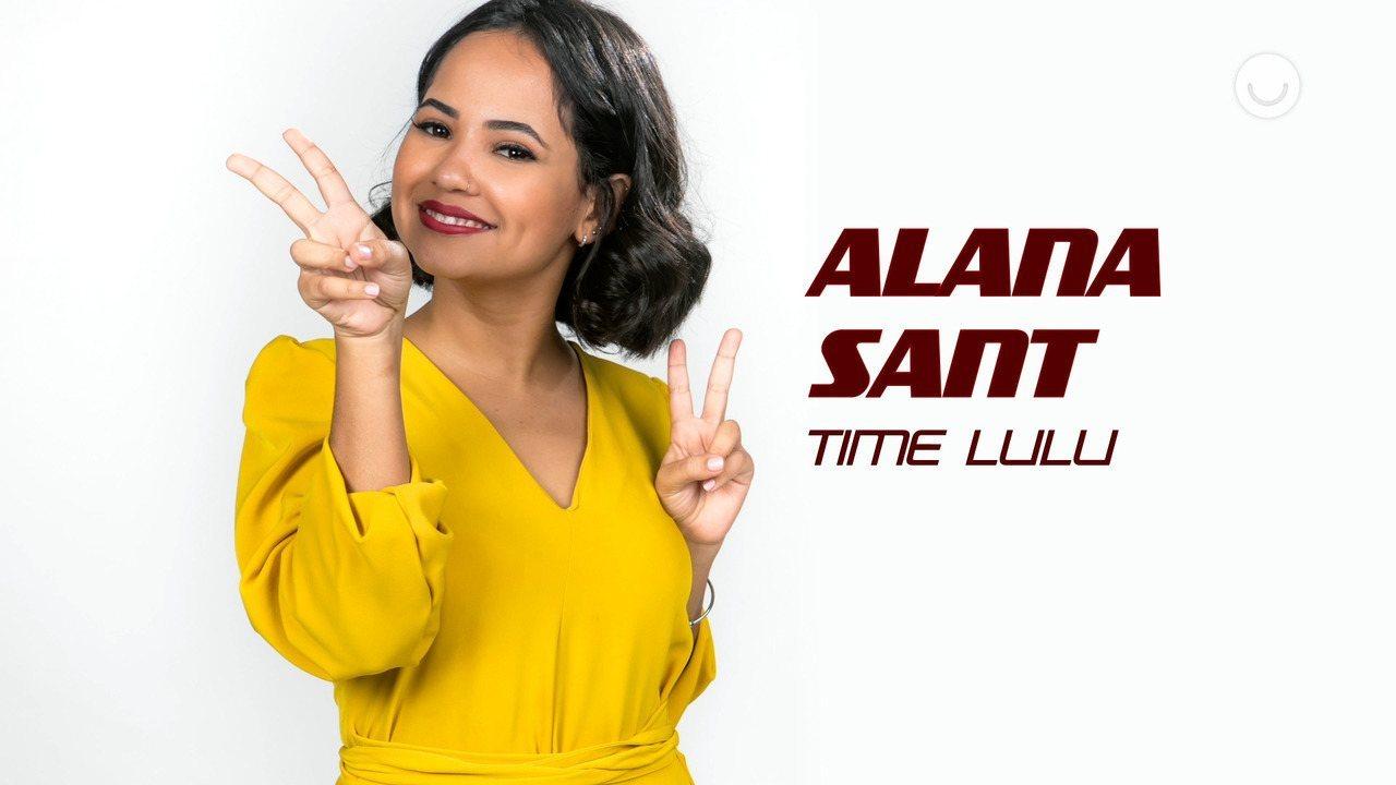Conheça a participante Alana Sant, do Time Lulu