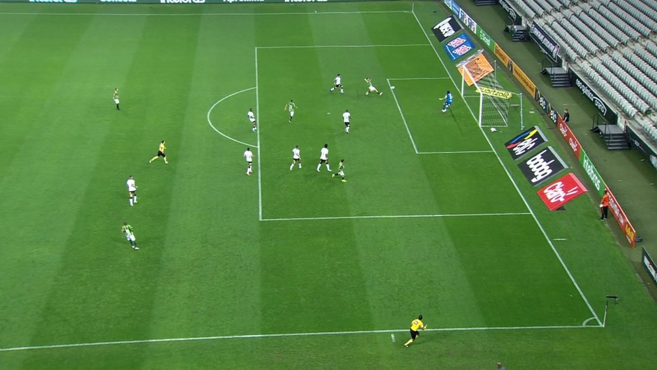 Melhores momentos: Corinthians 0 x 1 América-MG pelas oitavas de final da Copa do Brasil 2020