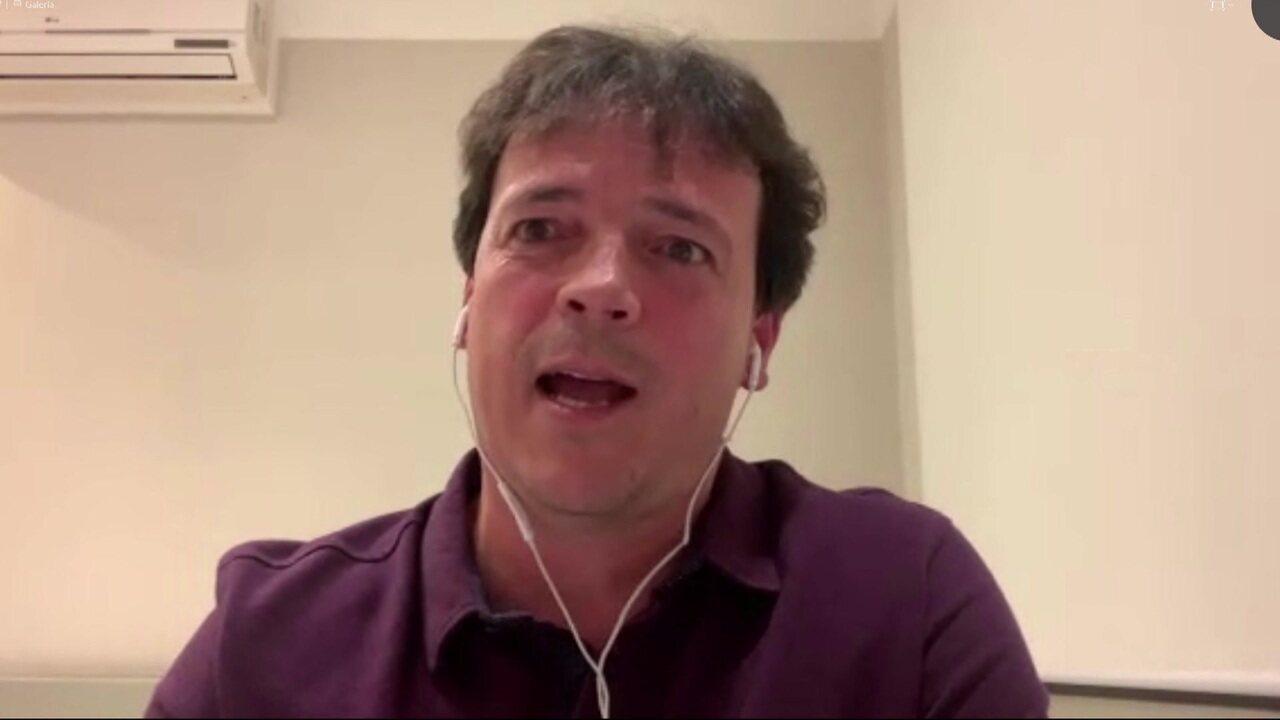 Fernando Diniz comenta sobre como lida com as críticas ao seu trabalho com o São Paulo