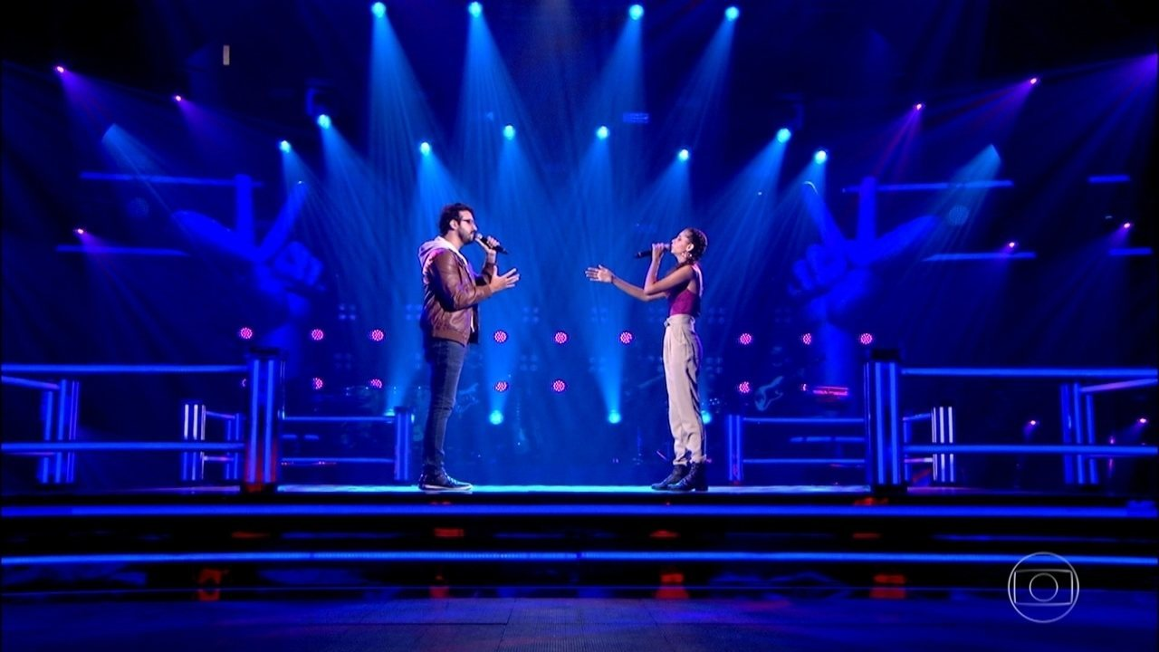 Ana Canhoto e Douglas Ramalho cantam 'Lovely'