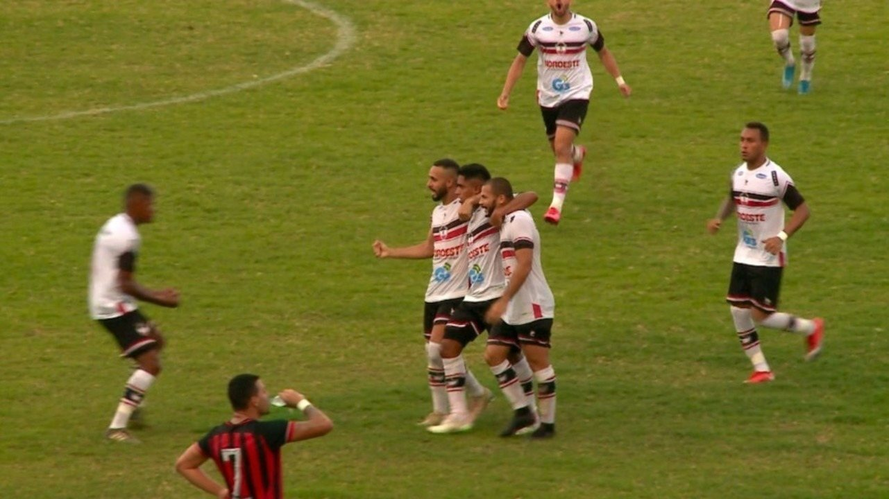 Os gols de River-PI 2 x 1 Moto Club pela rodada 11 da Série D do Brasileiro