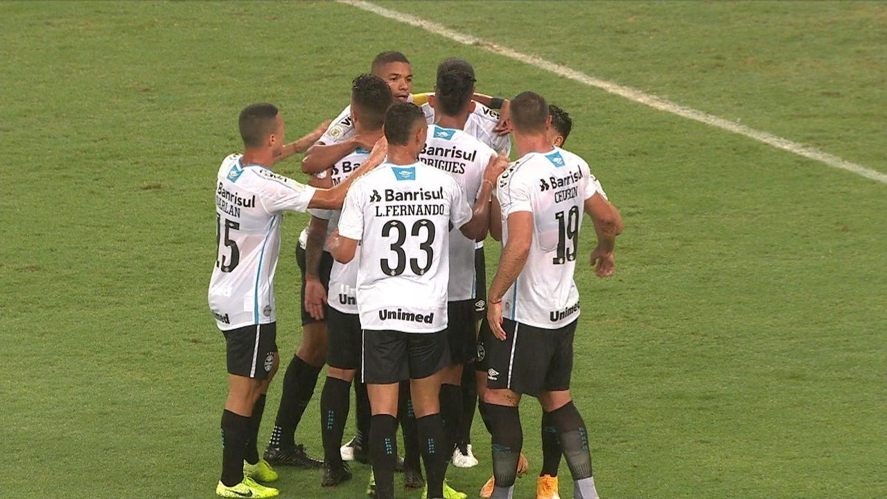 Melhores momentos: Fluminense 0 x 1 Grêmio, pela 20ª rodada do Brasileirão
