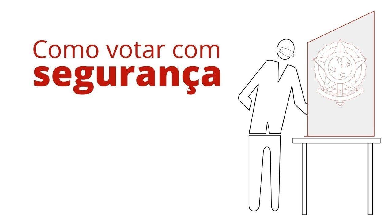 Eleição na pandemia: dicas para votar em segurança