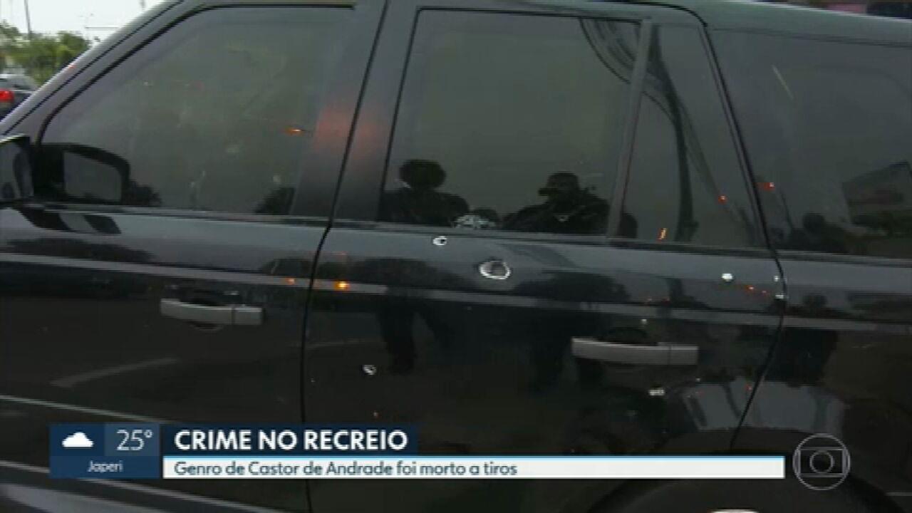 Contraventor Fernando Iggnácio é executado no Recreio