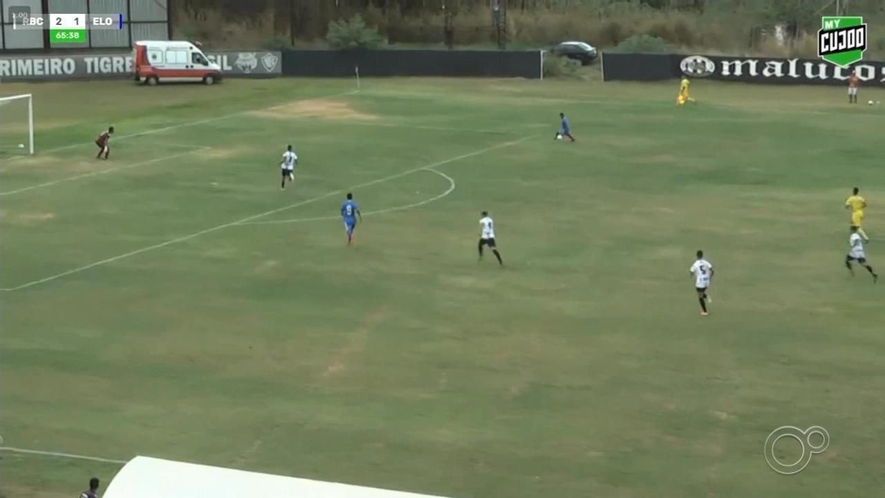 Em Americana, Rio Branco empata com o Elosport, que está eliminado da Segundona