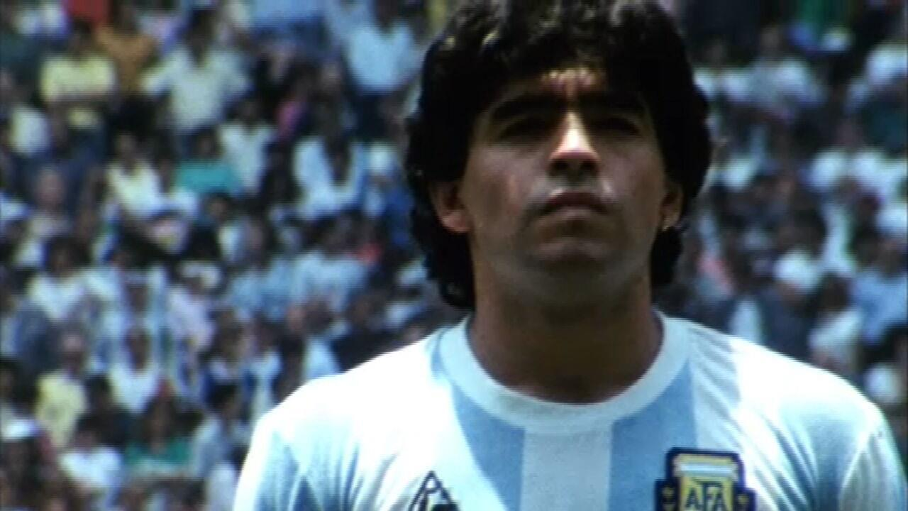 Relembre momentos marcantes de Maradona, que morreu aos 60 anos