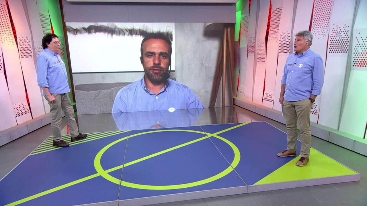 Cleber Machado, Casagrande e Roger debatem vitória do Corinthians sobre o Coritiba