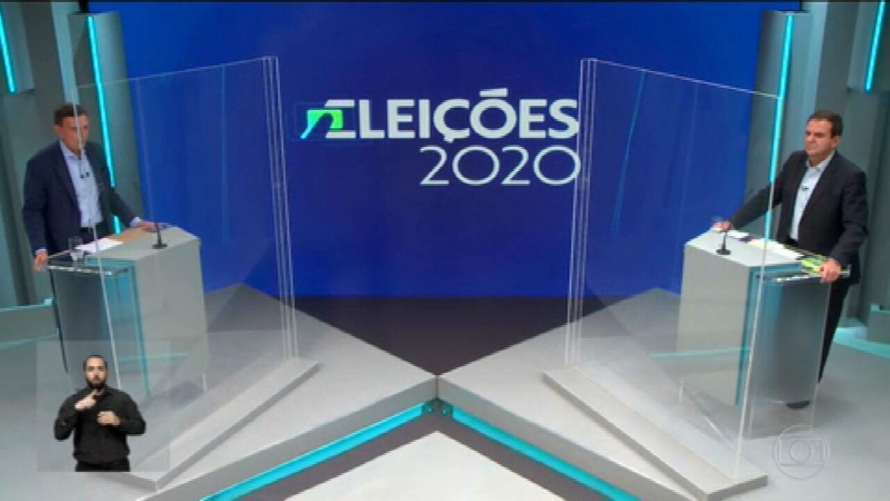 VÍDEO: Debate Eleitoral 2020 - Rio de Janeiro - Primeiro Bloco