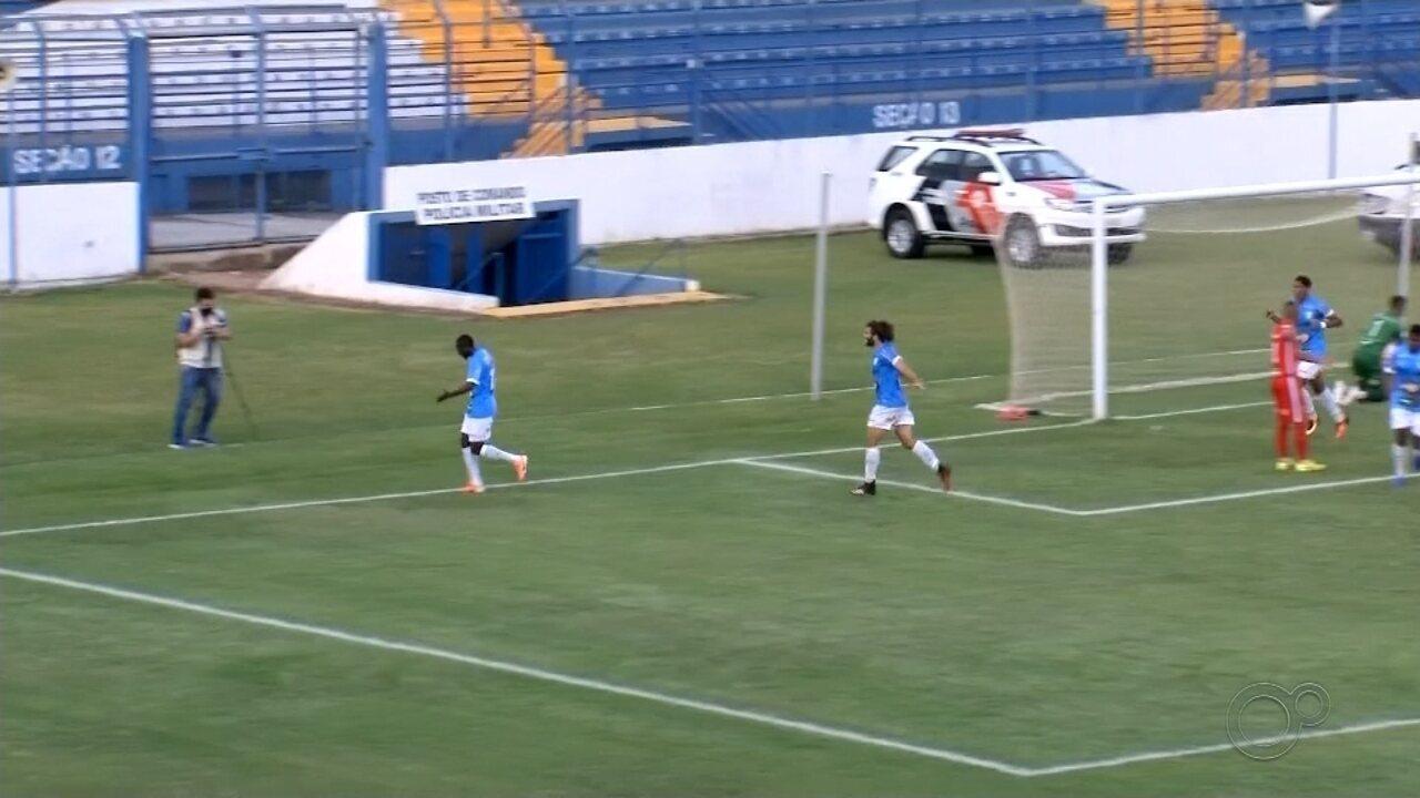 Marília vence Velo Clube e vai às quartas da Copa Paulista