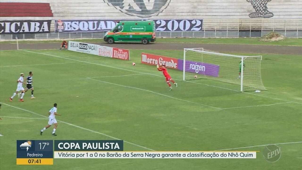 XV elimina o Comercial e avança às semifinais da Copa Paulista