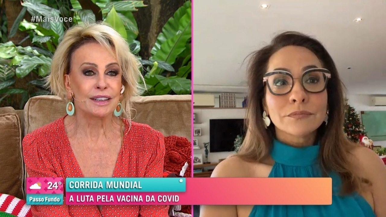 Maria Beltrão lança livro que tem a pandemia como pano de fundo