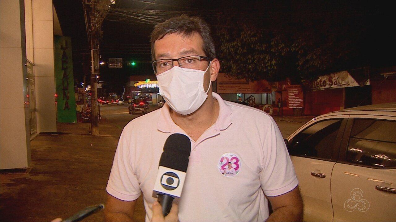 Eleições 2020: o que Dr. Furlan disse após ser eleito em 2º turno para prefeito de Macapá