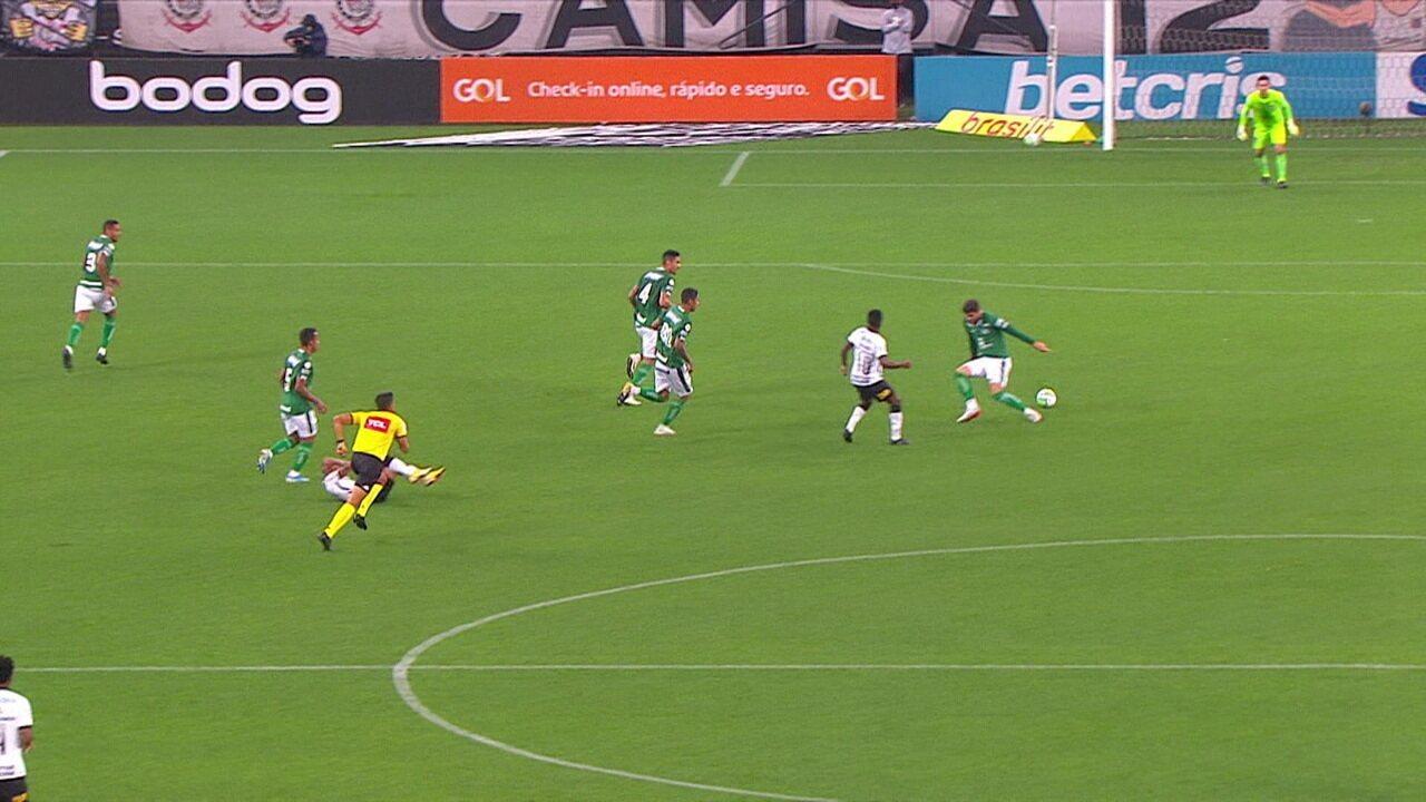 Melhores momentos: Corinthians 2 x 1 Goiás pela 26ª rodada do Brasileirão 2020