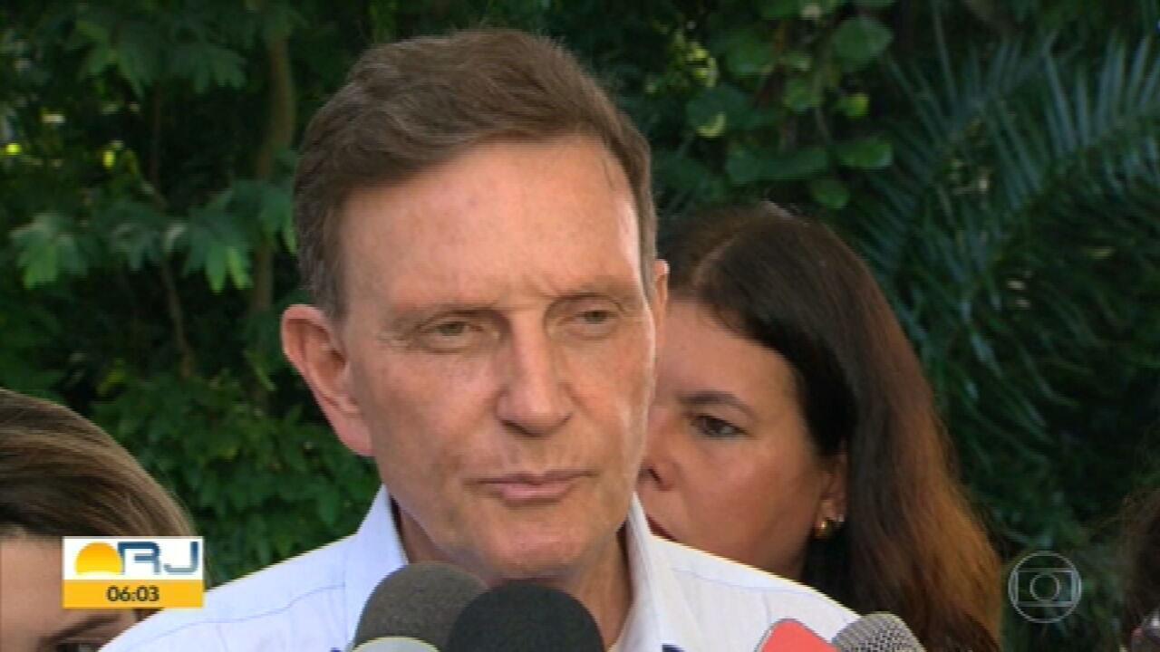 Marcelo Crivella, prefeito do Rio, está preso