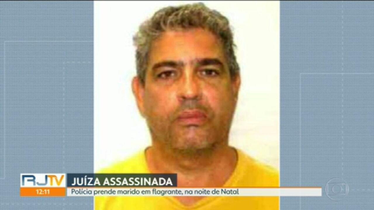Juíza é morta pelo ex-marido na frente das filhas, na Barra da Tijuca